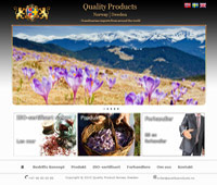 screenshot of www.qualityproducts.se